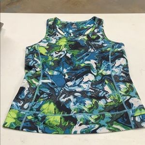 Gorgeous Andrea Jovine Core Work out tank!